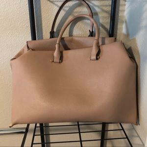 H&M Blush Tote Bag